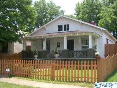 804 Stevens Avenue, Huntsville, AL 35801 - #: 1113641