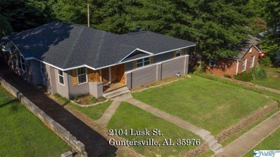 2104 Lusk Street, Guntersville, AL 35976 - #: 1115817