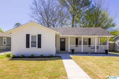 1318 Halsey Avenue, Huntsville, AL 35811 - #: 1115912