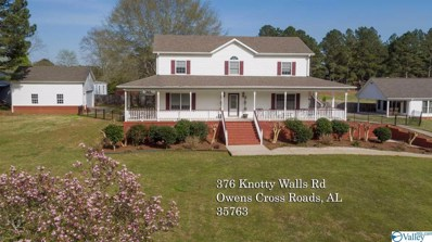 376 Knotty Walls Road, Owens Cross Roads, AL 35763 - #: 1116018