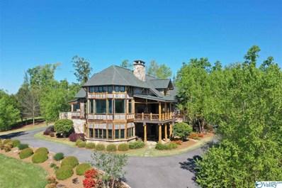 1635 Buck Island Drive, Guntersville, AL 35976 - #: 1116636