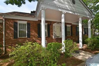 1204 Chandler Road, Huntsville, AL 35801 - #: 1117844
