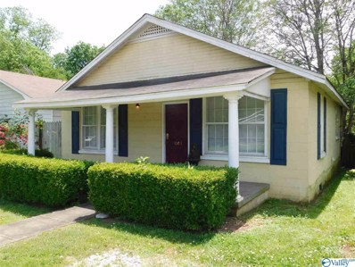 1603 Wadsworth Street, Decatur, AL 35601 - #: 1118001