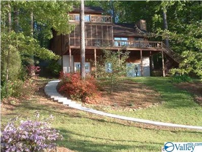 3711 County Road 104, Cedar Bluff, AL 35959 - MLS#: 1118449