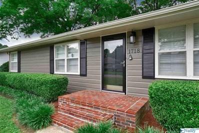 1718 Sandlin Avenue, Huntsville, AL 35801 - #: 1118773