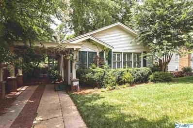 439 Newman Avenue, Huntsville, AL 35801 - MLS#: 1121313