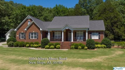 1057 Albert Mann Road, New Hope, AL 35760 - #: 1121574