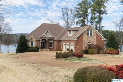 1524 Peninsula Drive, Scottsboro, AL 35769 - #: 1122368