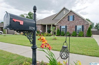 18290 Red Tail Street, Athens, AL 35613 - #: 1122471