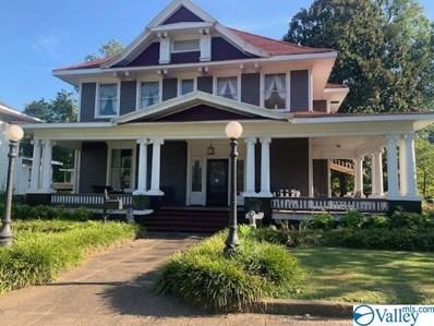 852 Walnut Street, Gadsden, AL 35901 - MLS#: 1126861