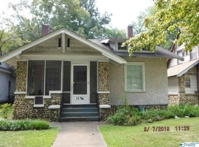 1136 Walnut Street, Gadsden, AL 35901 - MLS#: 1129062