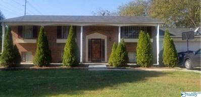 6001 Carmel Drive, Huntsville, AL 35810 - MLS#: 1131472