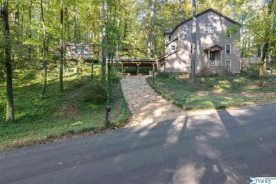 3408 Creek Circle, Guntersville, AL 35976 - #: 1131952