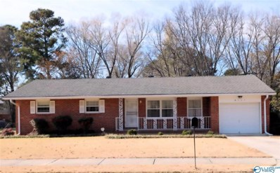 6111 Valley Park Drive, Huntsville, AL 35810 - MLS#: 1132613