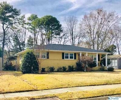 1706 Sun Valley Road, Huntsville, AL 35801 - MLS#: 1132795