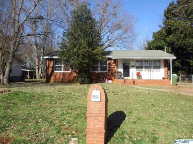 3506 Archer Drive, Huntsville, AL 35805 - MLS#: 1133955