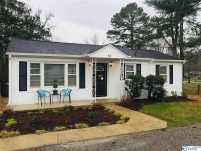 14 Prospect Road W, Fayetteville, TN 37334 - MLS#: 1135473