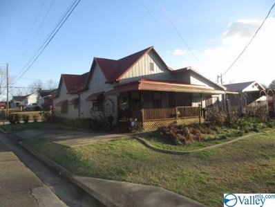 815 Litchfield Avenue, Gadsden, AL 35903 - MLS#: 1136195