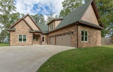 498 Monte Sano Drive, Scottsboro, AL 35769 - MLS#: 1136710