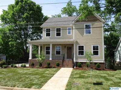1301 Highland Avenue, Huntsville, AL 35801 - MLS#: 1137966