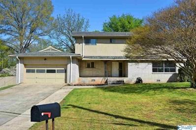 7600 Teal Drive, Huntsville, AL 35802 - MLS#: 1138300