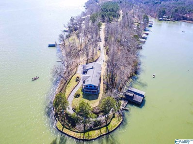 577 Pine Island Point, Guntersville, AL 35769 - MLS#: 1138574
