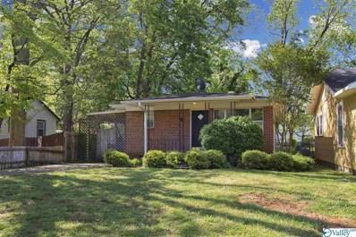 1612 Wellman Avenue, Huntsville, AL 35801 - MLS#: 1142830