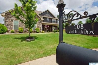 108 Maplebrook Drive, Madison, AL 35756 - MLS#: 1147346