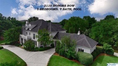 3110 Honors Row, Owens Cross Roads, AL 35763 - MLS#: 1149357