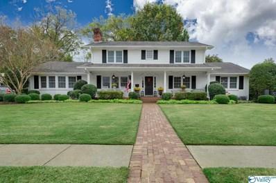 501 Homewood Drive, Huntsville, AL 35801 - MLS#: 1151652