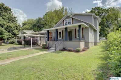 1206 Wells Avenue, Huntsville, AL 35801 - MLS#: 1151895