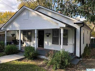 1417 Humes Avenue, Huntsville, AL 35801 - MLS#: 1151995
