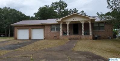 62 Edna Street, Scottsboro, AL 35768 - MLS#: 1153670