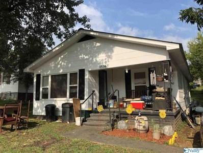 1536 Rayburn Avenue, Guntersville, AL 35976 - MLS#: 1153910