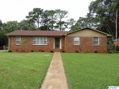 809 13TH Avenue, Decatur, AL 35601 - MLS#: 1155341