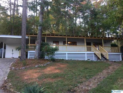 701 Camp Ney A Ti Road, Guntersville, AL 35976 - MLS#: 1155938