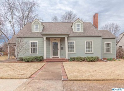 836 Grant Street, Decatur, AL 35601 - MLS#: 1777042