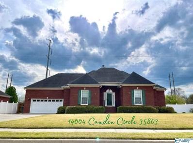 14004 Camden Circle, Huntsville, AL 35803 - MLS#: 1778737