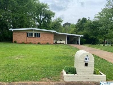 501 Edgemont Drive, Huntsville, AL 35811 - MLS#: 1780391