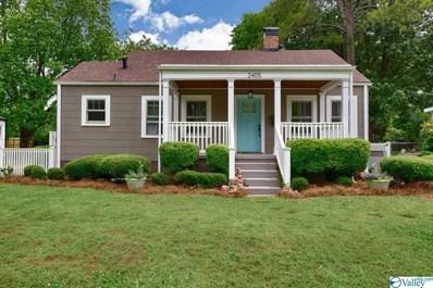 2405 Gallatin Street, Huntsville, AL 35801 - MLS#: 1781055