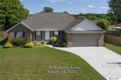 36 Kennedy Lane, Grant, AL 35747 - MLS#: 1781158