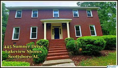445 Sumner Drive, Scottsboro, AL 35769 - MLS#: 1781361