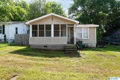 2408 Huntsville Street, Huntsville, AL 35811 - MLS#: 1782494