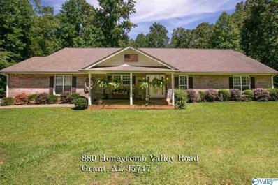 880 Honeycomb Valley Road, Grant, AL 35747 - MLS#: 1784932