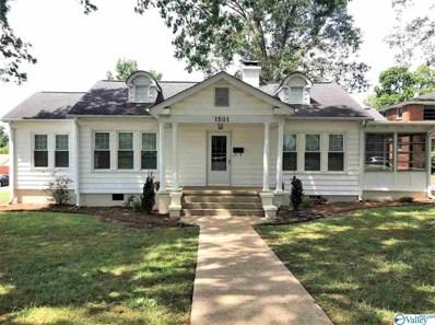 1501 Randolph Avenue, Huntsville, AL 35801 - MLS#: 1785923