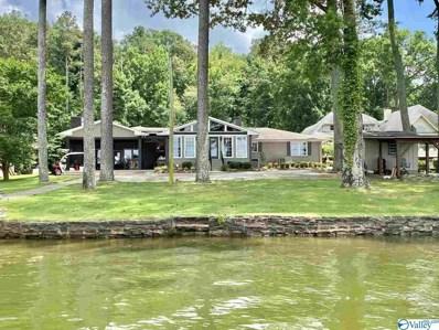 1708 Wyeth Drive, Guntersville, AL 35976 - MLS#: 1787056