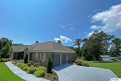 1768 Peninsula Drive, Scottsboro, AL 35769 - MLS#: 1787107