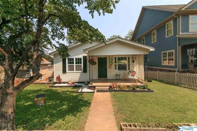 1407 Wells Avenue, Huntsville, AL 35801 - MLS#: 1787307