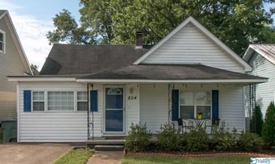 804 Beirne Avenue, Huntsville, AL 35801 - MLS#: 1788620