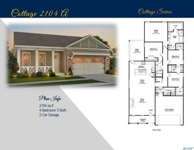 312 Silo Lane, Madison, AL 35757 - MLS#: 1788736
